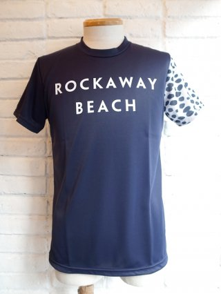 【DIET BUTCHER SLIM SKIN】ラッシュガード Tシャツ(NAVY)