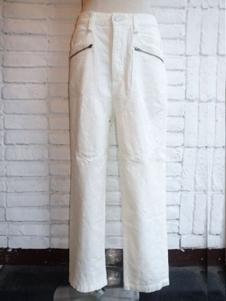 【Iroquois/イロコイ】NATIVE FEATHER JACQUARD DENIM (OWT)
