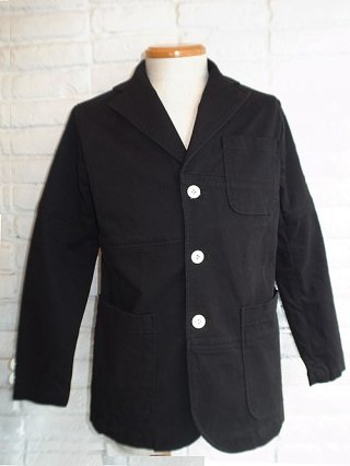 【SUPERTHANKS】切り替えJACKET (BLACK)