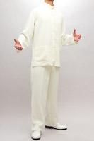 マオカラーシャツ・パンツセット 【長袖】・【七分袖】
