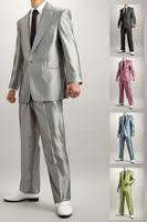 カラースーツ ダブル 14色