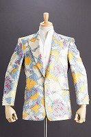 デザインジャケット #755 ブルーイエローの画像