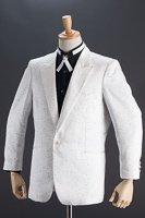 スターラメジャケット #516 ホワイト