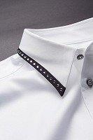デザインカラーシャツ #120  ホワイト