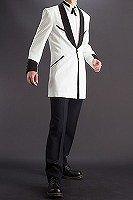 白いエドワードジャケットの画像