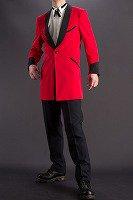 赤いエドワードジャケットの画像