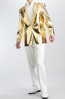 金色のジャケット