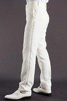 タキシードパンツ・ 側章付きパンツ #30004 ホワイト