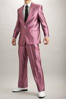 光沢のあるピンクスーツ販売店