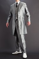 ズートスーツ・zoot suit  ピンストライプ #0061 の画像