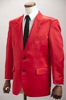 赤いジャケット販売店