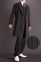 ズートスーツ・zoot suit ペンシルストライプ #0150