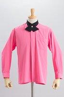 クロスカラーシャツ #a031 ピンク