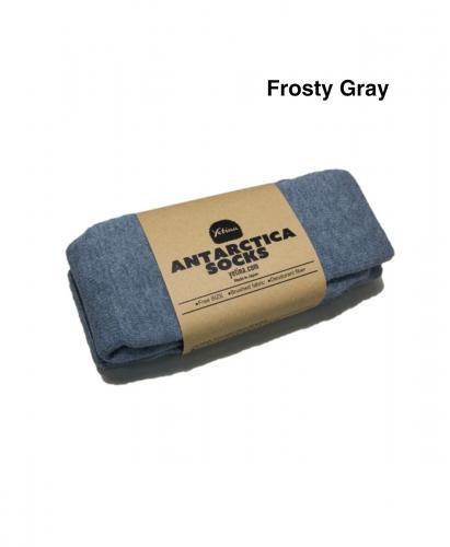 YETINA Antarctica Socks / Frosty Gray