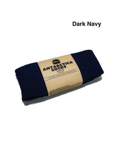 YETINA Antarctica Socks / Dark Navy