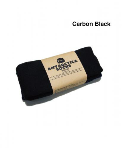 YETINA Antarctica Socks / Carbon Black