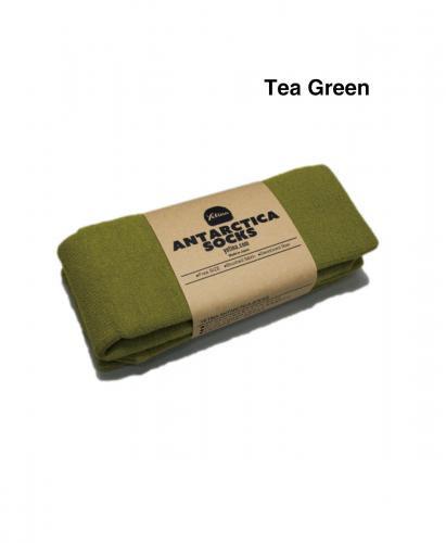 YETINA Antarctica Socks / Tea Green