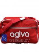 AGIVA スポーツバッグ ルージュ