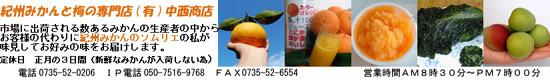 温州みかん,和歌山みかん,南高梅,紀州梅干の通販