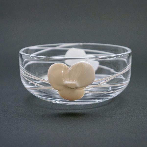 小鉢(白 花)