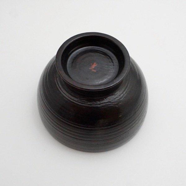 タモ挽目椀(小)