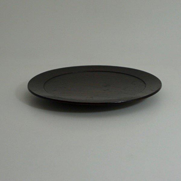 クヌギ皿  大