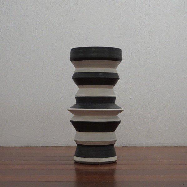 Serrated Vase(tall)