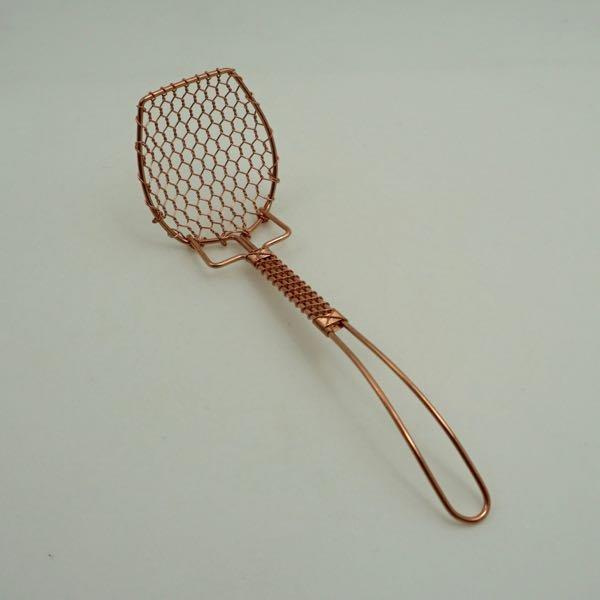 ゆどうふ杓子 銅