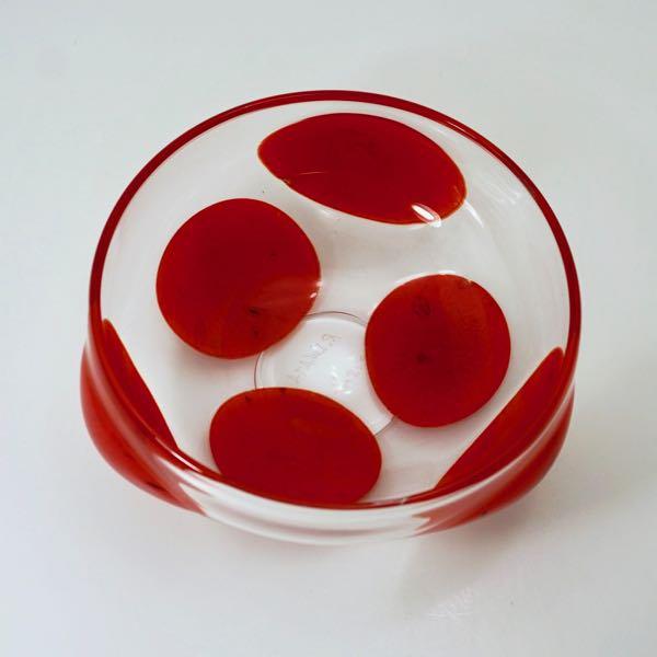 中鉢 赤玉