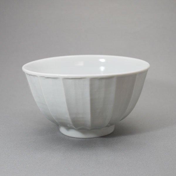 白磁面取丼(小)