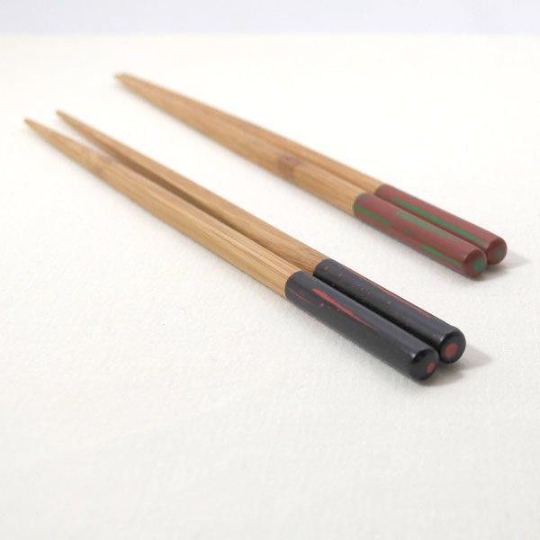 丸研出箸(大)赤
