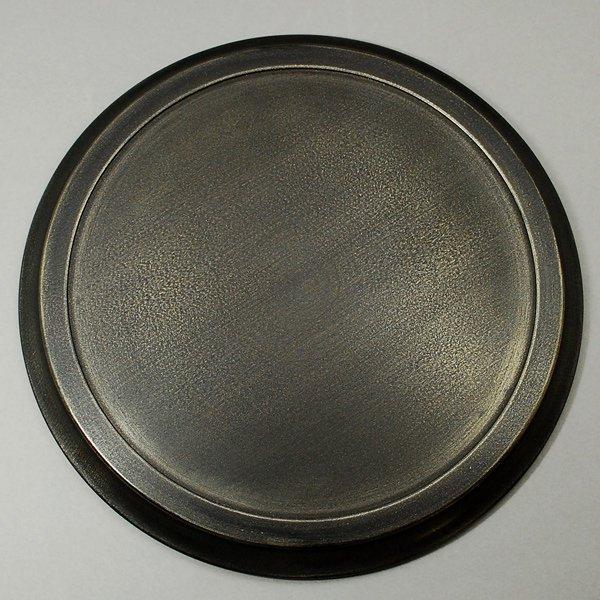 皿盆 のみ目 8寸 錫