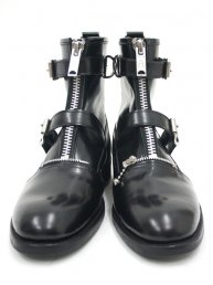 Peterpan Boots/Bk Leather