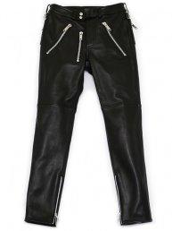 Lmda / Leather super skinypants