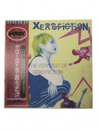 XERO FICTION/The Very Best of XERO FICTION /LP