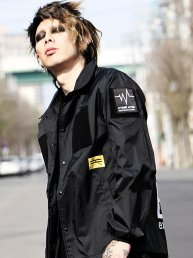 CHAOS SYNDICATE Coach Jacket/ジャケット