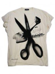 -W a h n s i n n- =狂気/Tシャツ