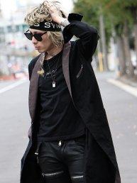 Edward Gown Shirt Bk×Charcoal
