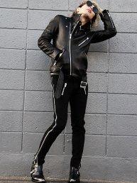 CYbER dYNE /Butterfly pants /Black