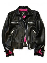 Lady's inbisible Leather Jacket -次元-最終予約