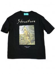 -Structure-T-シャツ