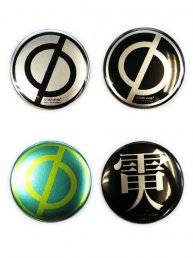 CYbER dYNE METAL Badge/カンバッチ