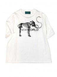 Stellar FusionTシャツ / NEW WORLD