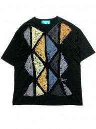 Stellar FusionTシャツ / Lecchino/Yellow