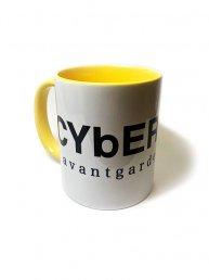CYbERdYNEロゴ マグカップ