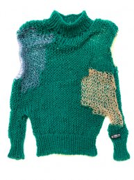 Jamila Sweater/ Green