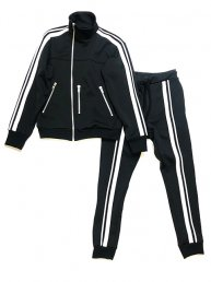 CYbERdYNE Track Suit /Wht