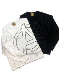 UTSUTU -Big LOGO-/Long-sleeve T-shirt