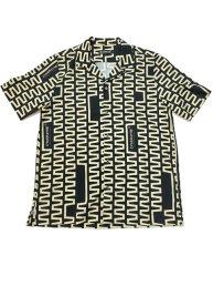 Open collar Shirt /Zip pattern