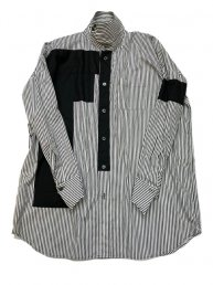 Neo Anarchy Shirt/ Stripe<img class='new_mark_img2' src='https://img.shop-pro.jp/img/new/icons2.gif' style='border:none;display:inline;margin:0px;padding:0px;width:auto;' />